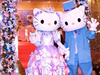 Best Selling High Quality Lovely Hello Kitty Mascot Costume