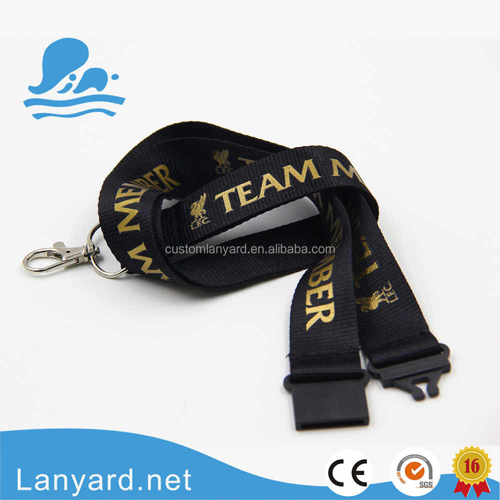 lanyard with id card holder neck lanyard black lanyard