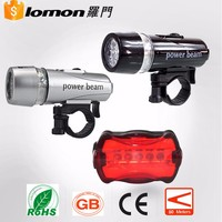 Waterproof Mountai Bicycle Accessories 5 LED