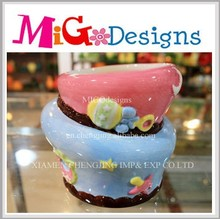 hot sales acrylic eiffel tower cupcake stand wholesale