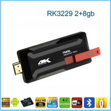 2017 Amazon Fire 4k android 5.1.1 RK3229 Android TV stick