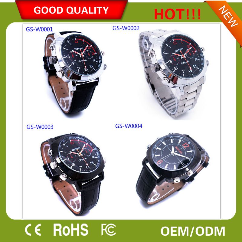 night vision 1080p hidden camera watch waterproof hidden camera with sim card wrist watch