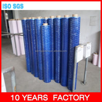 Wanfa Factory adhesive PE blue color Protective film for floor