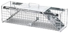 sliding rear doors Transfer cages