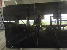 cheap black marquina marble tile black marble tile with white veins