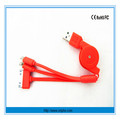 China supplier 2015 wholesale promotion nylon usb cable