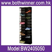 Innovative new products cartoon wall bags for hanging ,h0tva over the door shoe racks