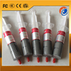 High conductive low bleed 10cc big grey syringe silicone thermal conductive grease heatsink compounds for computer PC CPU