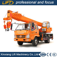 Hottest selling best price small new t-king truck with crane
