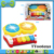 plastic wholesale musical instruments piano drum musical toy for sale