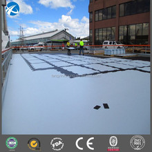 UHMWPE plastic synthetic ice / man made ice rink board