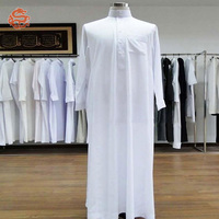 T C Arabian Robes Bleached Fabric