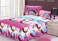 king size china suppliers 3D printing 100% polyester kids bedding set /bedding sheet/duvet cover wholesale