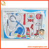 HOT SALE kids pretend and play mini doctor set DC3732SD169-86