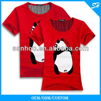 2013 Hot Selling Women T Shirt And Comfortable Cotton Cloth