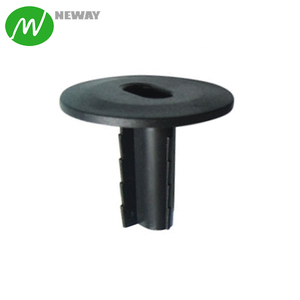 Plastic OEM Small Through Wall Bushing