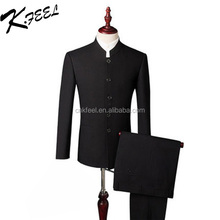 Made to measure China stand collar suits