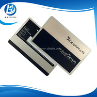 HiCo LoCo Silver Magnetic Stripe Loyalty
