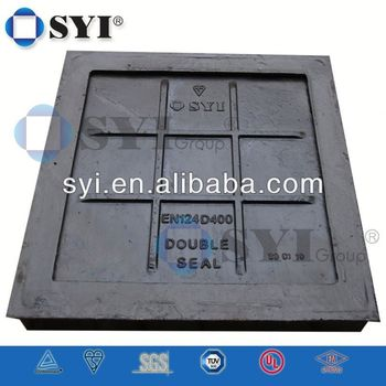 En124 Ductilemanhole Covers D400 - SYI Group