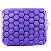 Wave Design iPad Tab Sleeve Full Purple Pouch