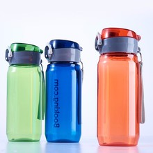 plastic drinking water bottle for gym 450ML 600ML 800ML