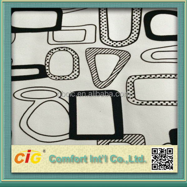 Flocking PVC Leather Products
