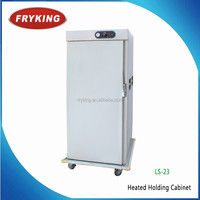 hotel & restaurant appliance stainless steel mobile food warmer cabinet