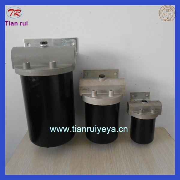 PLA series hydraulic system inline low pressure filter assembly