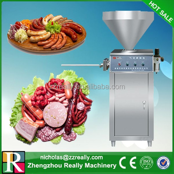 Very cheap manual type second hand sausage filler for sale