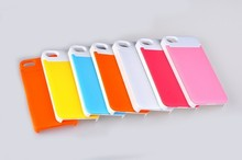 Hot sell multi function mirror silicone cell phone cases