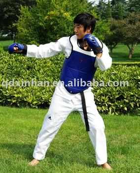 Taekwondo training equipment
