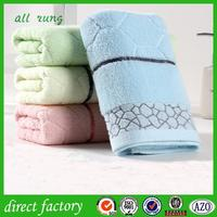 factory certified organic cotton baby washcloth personalized 100% bamboo fiber baby towel