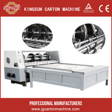 RS4 chain feeder paperboard creasing and cutting machine