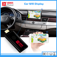 2016 Photool Best prices wholesale mini 1080p dongle car wifi display
