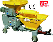 Auto continuous rendering plastering wall machine