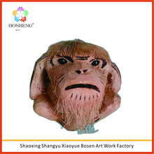 High quality natural recycled coconut decorations,monkey