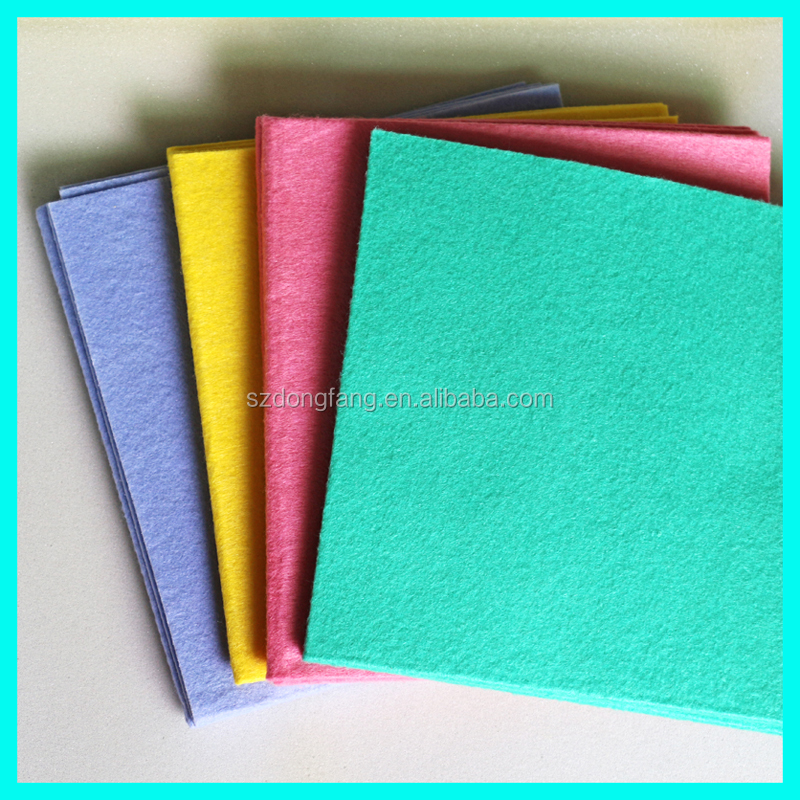 Nonwoven floor cleaning factory (NEEDLE PUNCHED)