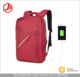 Popular trendy colorful waterproof anti theft usb charging laptop backpack for women