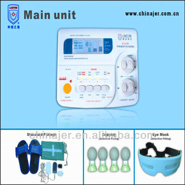 EA-F20 smart relief electric pulse massager