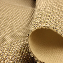 Wholesale 3d textiles air layer mesh material fabric