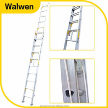 Professional insulated fire escape scaffolding combination step extension ladder platform
