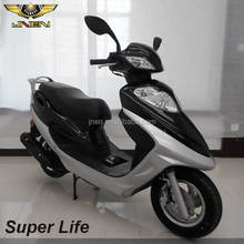 Super Life 100cc custom gas gasline powered scooters JNEN best selling product with pedals new scooter gas 2017 for adults