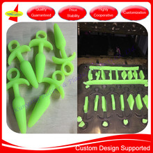 Custom Molded Synthetic Silicone Rubber Made Products