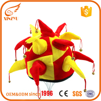 Wholesale cheap newest funny animal flashing tea party hats