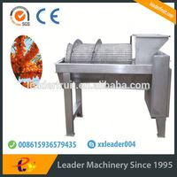 Leader High quality seabuckthorn stemmer with great performance