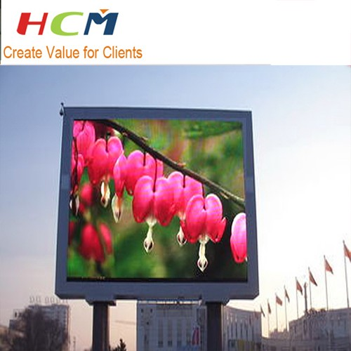 High refresh P5 hd xx full color video Customized led panel tv