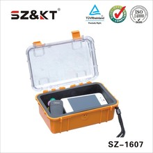 Case Type and High-impact PP Material Small Hard Plastic Waterproof Anti-shock Tool Case