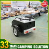 Samll Tow Motorcycle Pull Behind Trailer/Factory manufacturer