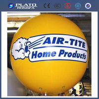 giant hanging balloon, inflatable advertising balloon