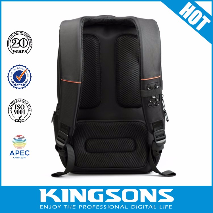 New style outdoor functional solar panel charger backpack bag for mobile phone